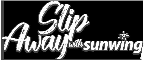 Slip Away with Sunwing